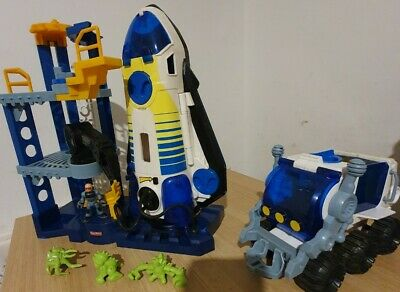 Fisher Price Imaginext Space Shuttle Figures + Accessories  • 26.50£
