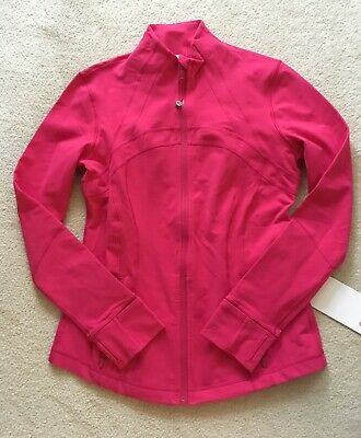 $ CDN179.99 • Buy Lululemon Define Jacket CLYS Calypso Pink 10