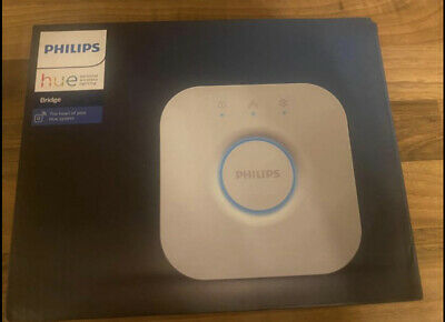AU63.21 • Buy Philips Hue Bridge Wireless Lighting Controller Sealed! EU Plugs
