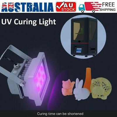 AU39.99 • Buy UV Resin Curing Light Solidify Lamp For SLA/DLP 3D Printer Accessories Tool