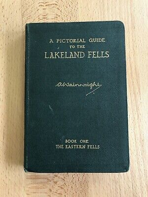 Wainwright Pictorial Guide To The Lakeland Fells Eastern Fells First Impression  • 250£