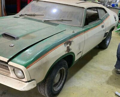 AU65100 • Buy XB Coupe John Goss Special Rare Authentic Barn Find