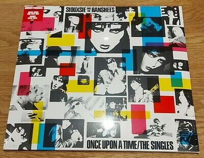 £31.99 • Buy Siouxsie And The Banshees - Once Upon A Time - Very Limited Clear Vinyl & Poster