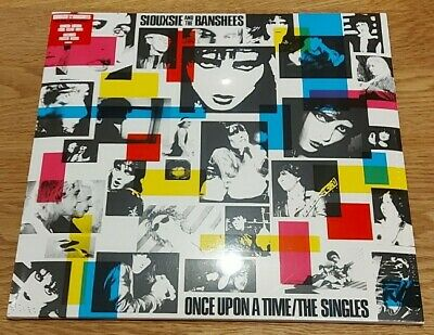 Siouxsie And The Banshees - Once Upon A Time - Very Limited Clear Vinyl & Poster • 39.99£