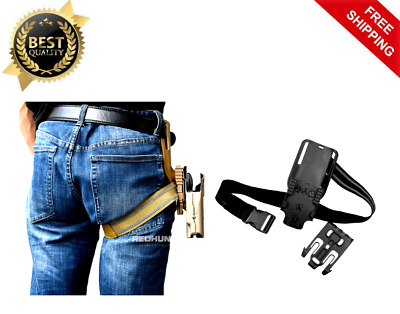 $ CDN25.11 • Buy Safariland 6070ubl New Mid Ride Universal Ubl Belt Best Set Loop 2 Belt Holster