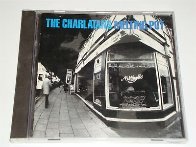 The Charlatans - Melting Pot - The Greatest Hits (2004) • 2.99£