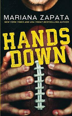 AU48.75 • Buy Hands Down By Mariana Zapata (English) Paperback Book Free Shipping!