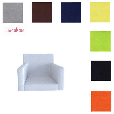 Customize Sofa Cover, Fits IKEA NILS Chair With Armrests, Dinning Chair Cover • 30.75£