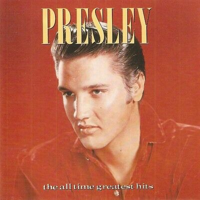 £1.80 • Buy Elvis Presley - The All Time Greatest Hits (2xCD 1997) 45 Tracks