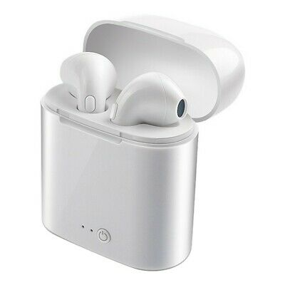 True Wireless Earphones With Portable Charging Case, Bluetooth • 3.80£