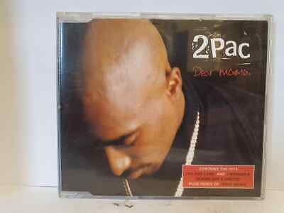 2pac Dear Mama Cd Single  • 2.49£