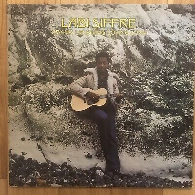 Labi Siffre - Crying Laughing Loving Lying - NSPL 28163 - Funk Soul - Ex/VG+ • 9.99£