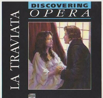 Discovering Opera - La Traviata CD Album • 1.99£