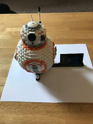 LEGO Star Wars BB-8 Set 75187 • 35£