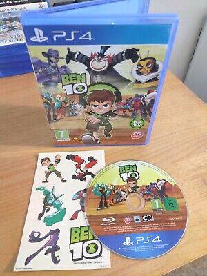 AU41.44 • Buy Ben 10 - RARE Sony Cartoon Network PS4 Kids Game With STICKERS Fast & Free P&P!