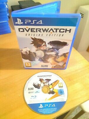 AU35.52 • Buy Overwatch Origins Edition - Sony Playstation PS4 Game - FAST & FREE P&P!