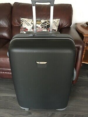 DELSEY Extra Large Luggage Hard Shell Suitcase. 82 Cm 110 L Black  • 55£