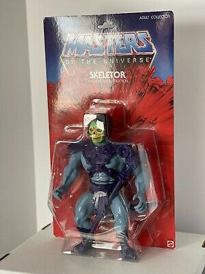 "$125 • Buy MOTU Giants - Masters Of The Universe Giant 12"" - Skeletor - MOC - Mailer Box -"