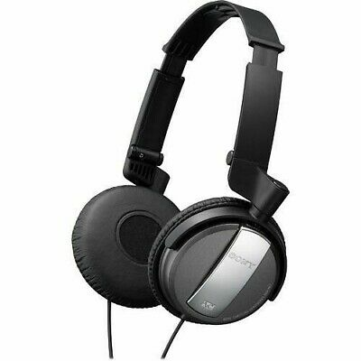 AU25 • Buy Sony MDR-NC7 Noise Cancelling Headphones Black With Soft Case