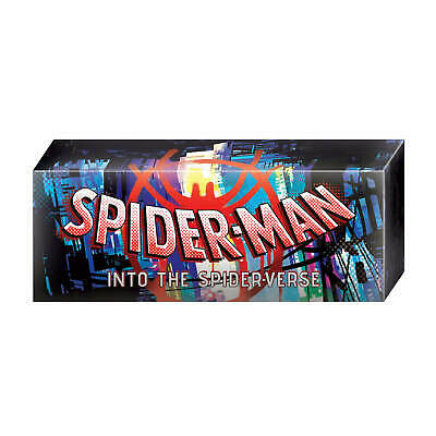 $ CDN166.14 • Buy Hot Toys Marvel Spider-Man Into The Spider Vease USB Light Box