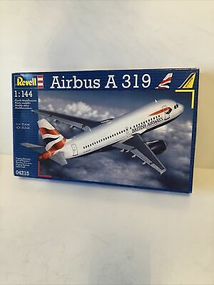Revell 04215 Airbus A319, 1/144 Scale • 7.70£