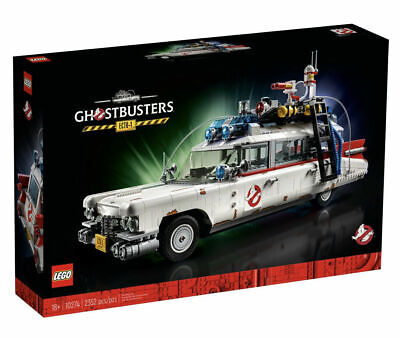LEGO 10274 Creator Expert Ghostbusters ECTO-1 - New In Sealed Box • 179£