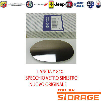 Lancia Y 840 Mirror Glass Left New Original 71711063 • 17.30£