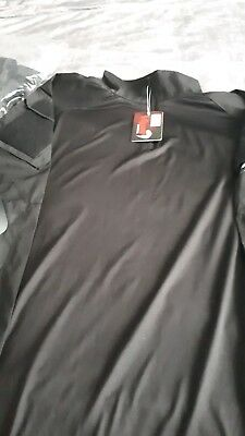 Warrior UBACS,Shirt,Black C-Large,RPR 37.99,accept For £20. • 20£