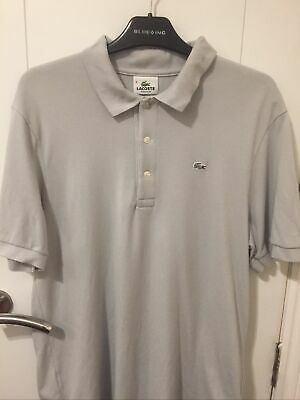 Mens Lacoste Polo Shirt Size 6 • 3.99£