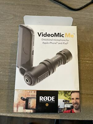 Rode VideoMic Me Directional Microphone For Smart Phones • 35.05£