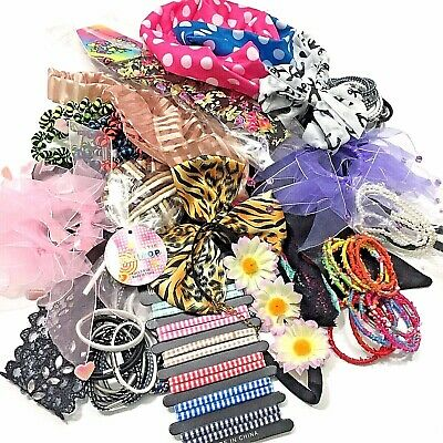 $ CDN16.44 • Buy Wholesale Lot Of 20 Women's Hair Accessories With Free Shipping