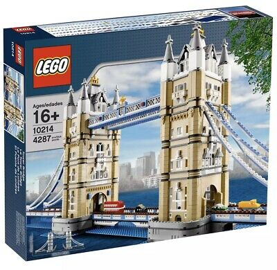 LEGO Creator Tower Bridge (10214) - 4287 Pieces • 131.96£
