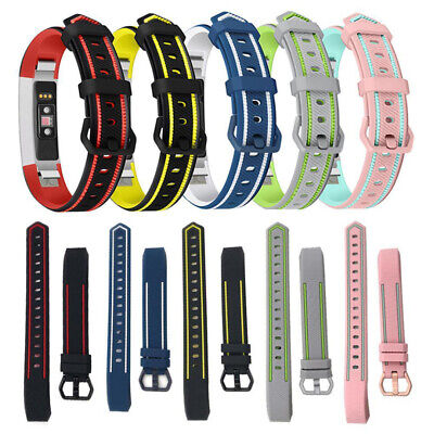 AU10.99 • Buy Replacement Silicone Wirst Strap Band Wristband For Fitbit Alta/Alta HR/Ace
