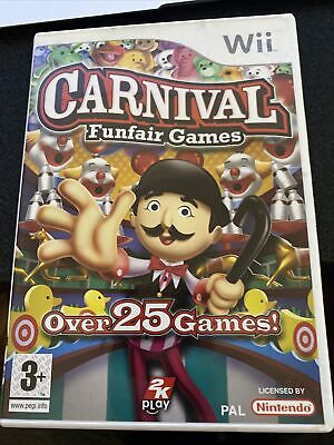 Carnival Games (Wii) - Game • 6£