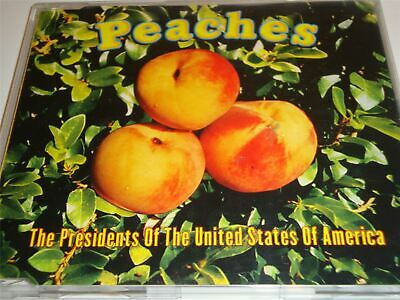 Presidents Of The United States America - Peaches CD Single • 1.79£