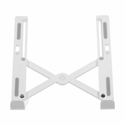 Portable Laptop Stand Foldable Height Adjustable Support Base Computer C1I6 • 10.11£