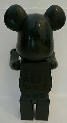 $200 • Buy 400% Medicom Be@rbrick Clot X Silk Bearbrick No Reserve Very Rare Look No Box!!!