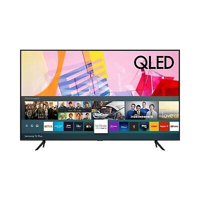 $ CDN1521.73 • Buy Refurbished Samsung 65  4K Ultra HD With HDR QLED Freeview HD Smart TV Without S