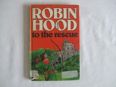 Robin Hood To The Rescue Ladybird Book Series 740 • 0.99£