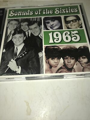 TIME LIFE Sounds Of The Sixties 1965 2-CD SUPERFAST Dispatch • 10£