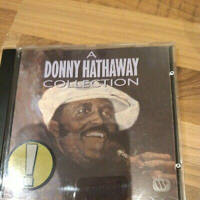 DONNY HATHAWAY A Donny Hathaway Collection (CD, Compilation)ATLANTIC • 4£