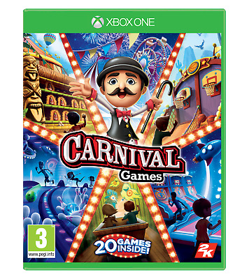 Carnival Games (Xbox One, 2018) • 19.87£