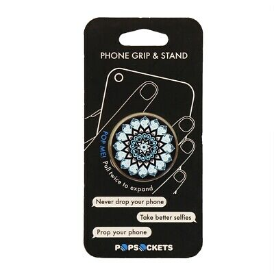 AU13.81 • Buy PopSockets: Collapsible Grip & Stand For Phones And Tablets - Peace Mandala Sky