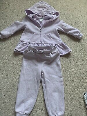 £17 • Buy Ralph Lauren 24months Girls Tracksuit