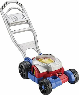 Fisher-Price Bubble Mower Push-Along Toy Lawnmower That Blows Bubbles For Walkin • 30.43£