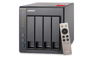 $ CDN2285.93 • Buy QNAP TS-451+-2G 16TB (4 X 4TB WD RED PRO) 4 Bay NAS Unit With 2GB RAM