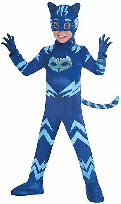PJ Masks Deluxe Catboy Costume 3-8 Years • 23.99£