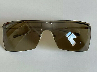 Ladies Gucci GG2682/S 577 115mm Mask Shield Sunglasses. Used Once. Stunning! 😎 • 220£