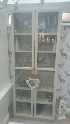 Ikea Billy Bookcase With Doors • 20£