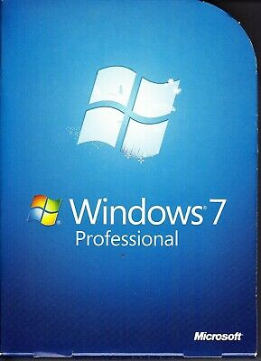 Microsoft Windows 7 Professional 32/64 Bit For Windows (FQC-00129) • 31.54£